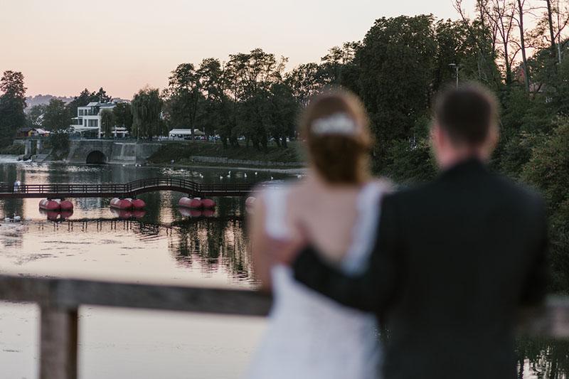 fotografiranje vjenčanja karlovac rijeka korana